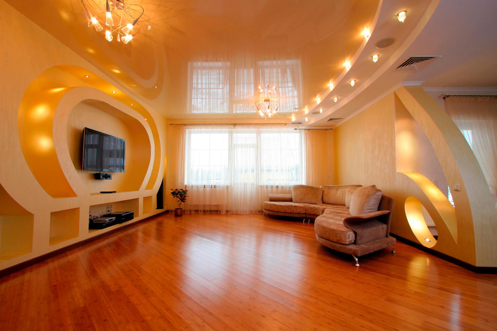 Варианты бюджетной отделки квартиры фото меньше топлива